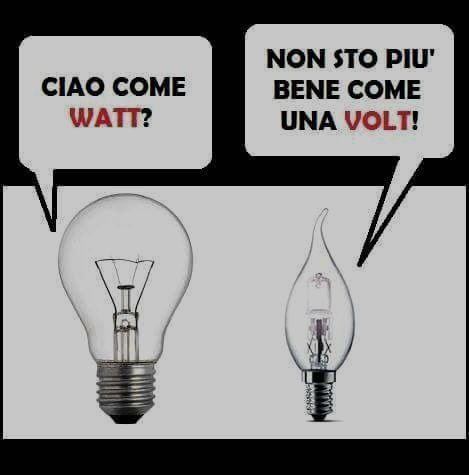 ciao come watt