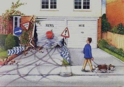 Vignetta Garage