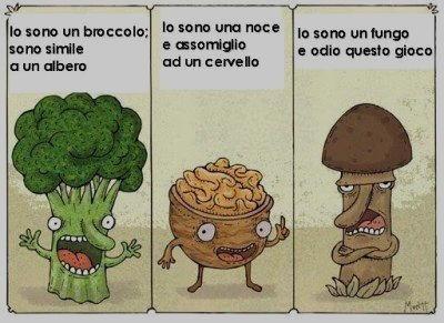 Vignetta Io sono un albero