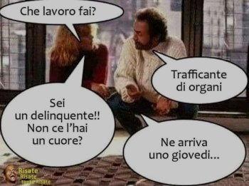 trafficante di organi