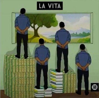 vita soldi cultura
