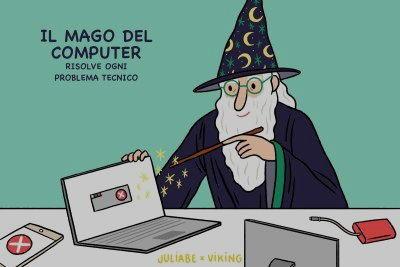 il mago del computer