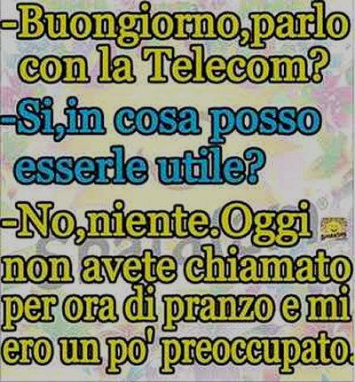 parlo con telecom
