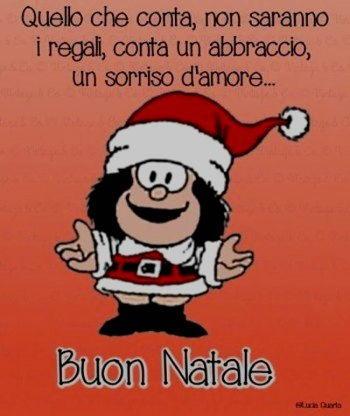 Buon Natale da Mafalda