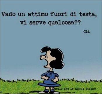 Immagine mafalda Fuori di testa