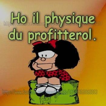 physique du profitterol