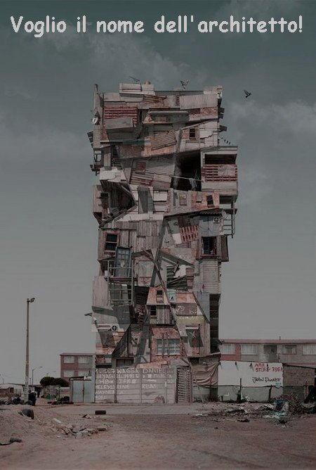 architetto geniale