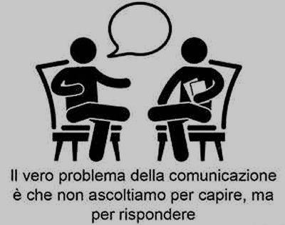ascoltare per capire