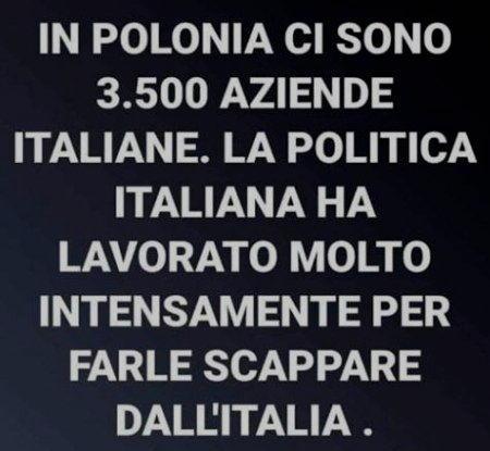 aziende italiane in polonia