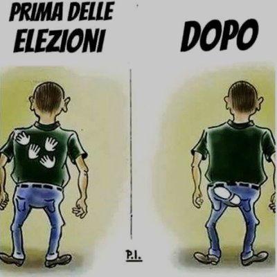 Elezioni prima e dopo