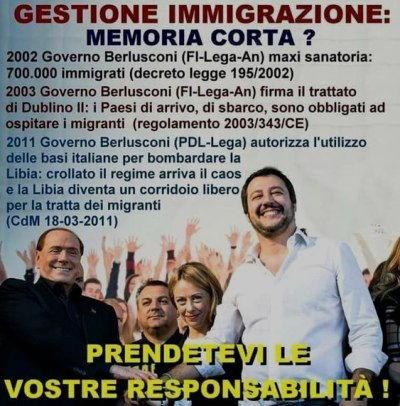 gestione immigrazione