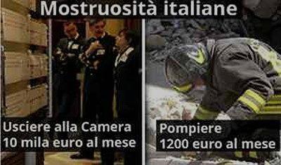 Vignetta mostruosità italiane