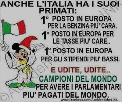 Vignetta primati italia