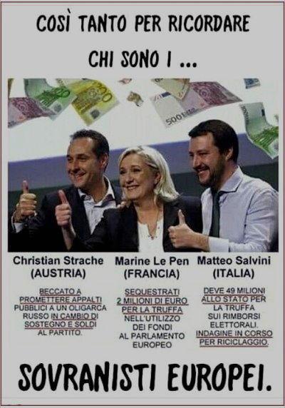 sovranisti europei