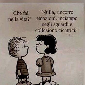 Frasi Simpatiche Sulla Vita Quotidiana.Vignette Divertenti Su Snoopy Settemuse It