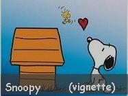 Vignette e meme immagini SNOOPY