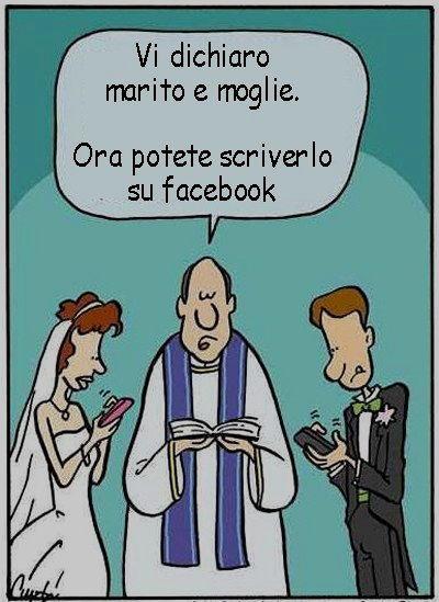 Auguri Matrimonio Vignette : Vignette divertenti sugli sposi settemuse