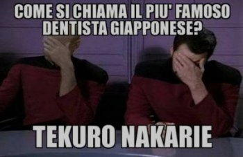 Dentista giapponese