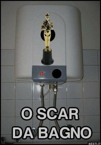 oscardabagno
