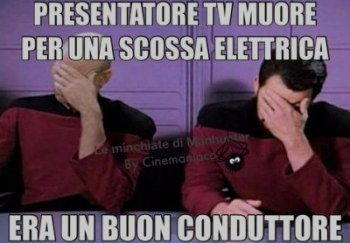Presentatore TV