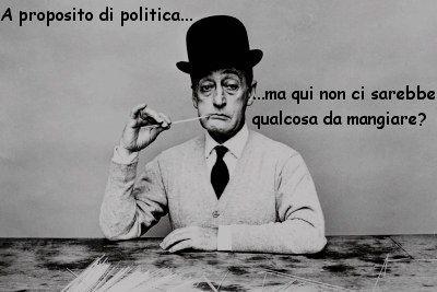 A proposito di politica