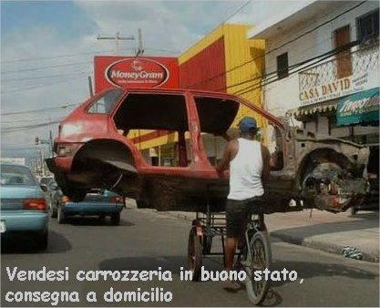 vendesi carrozzeria