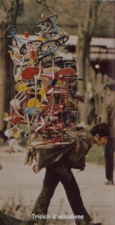 tricicli di occasione