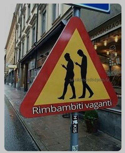 Vignetta Rimbambiti