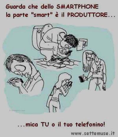 Vignetta smartphone