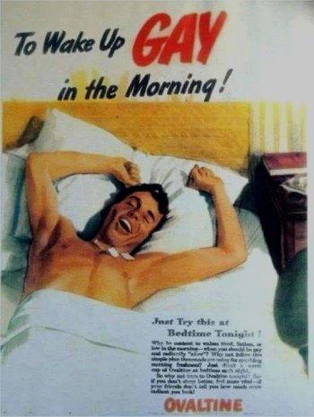 come svegliarti gay al mattino