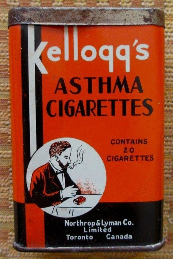 fumo contro asma