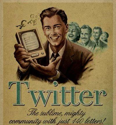 twitter vintage