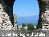 I più bei laghi d'Italia