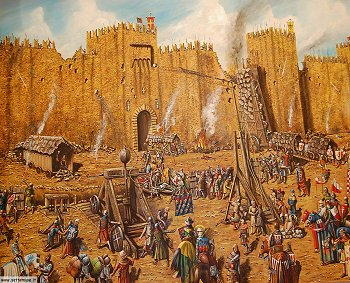 Casentino - Battaglia di Campaldino