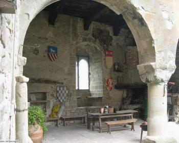 Casentino Castel San Nicolò
