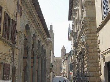 Casentino - Monte San Savino