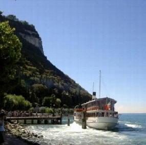 Traghetti e battelli sul lago di Garda