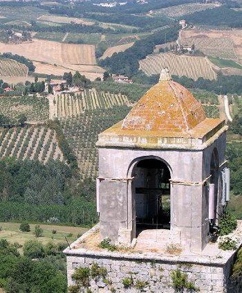 Itinerari Italia -  Siena e dintorni