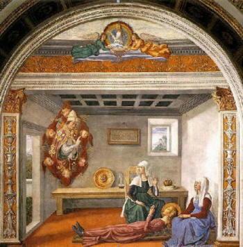 Itinerari Italia -  San Gimignano - Altare di Santa Fina