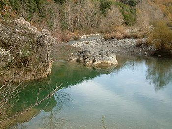 Valdicecina itinerario turistico - Bagno da gigi cecina ...