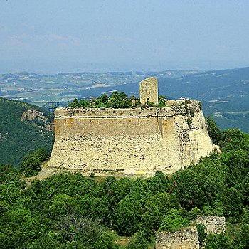 Val di Cecina - Rocca Sillana