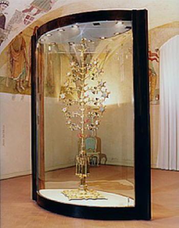 Valdichiana - L'albero d'oro di Lucignano