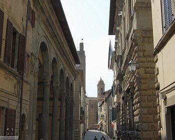 Valdichiana - Monte San Savino