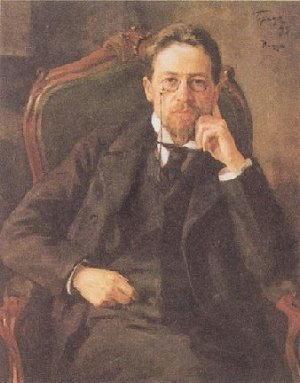 Ritratto di Anton Cechov