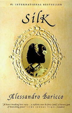 Copertina di Silk di Alessandro Baricco