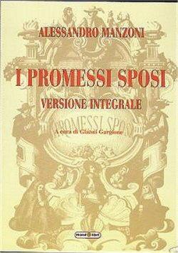 Copertina de I promessi sposi di Alessandro Manzoni