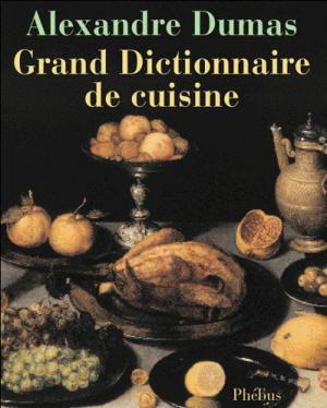Copertina di Grand dictionnaire de cuisine