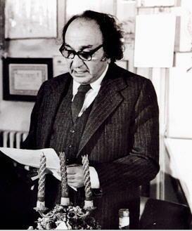 Alfonso Gatto in lettura