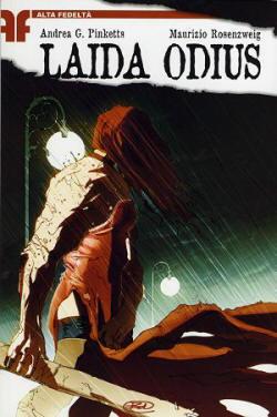 Andrea G. Pinketts copertina di Laida Odius