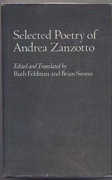 Poesie scelte di Andrea Zanzotto